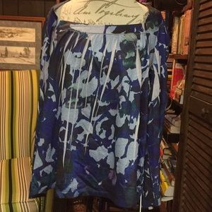 Basic Editions blouse Size 2X